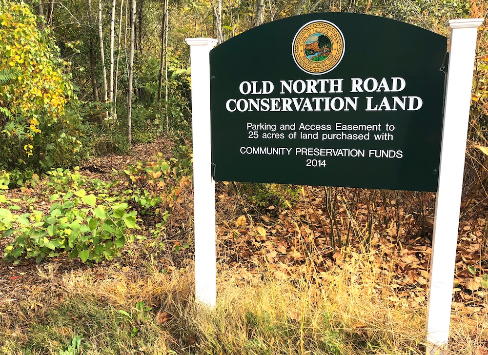 Old North Road Conservation Land